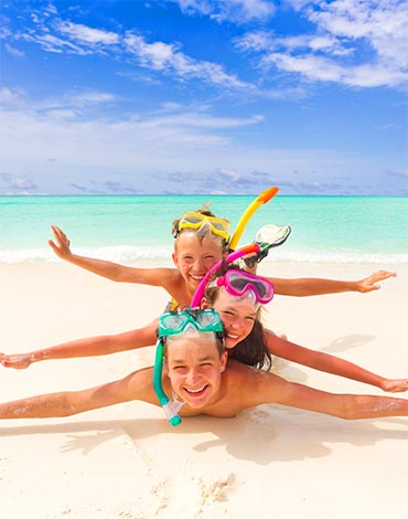 Kids Friendly Experience in Maldives