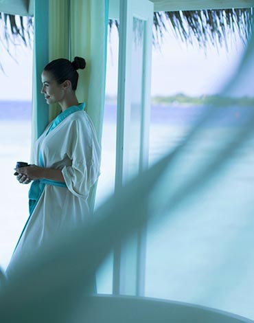 Spa and Wellness Experience in Maldives