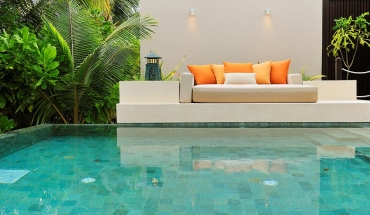 Sunset Beach Suite with Private Pool