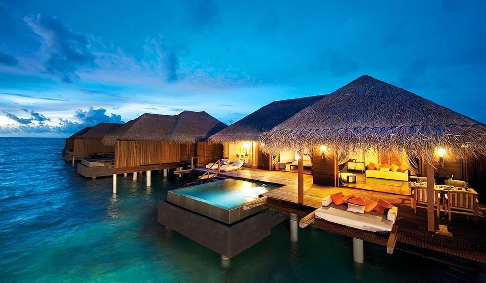 Sunset Family Ocean Suite With Pool At Ayada Maldives Resort
