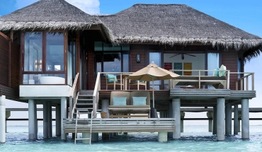 Deluxe Over Water Bungalow