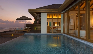 Ocean Bungalow with Private Pool