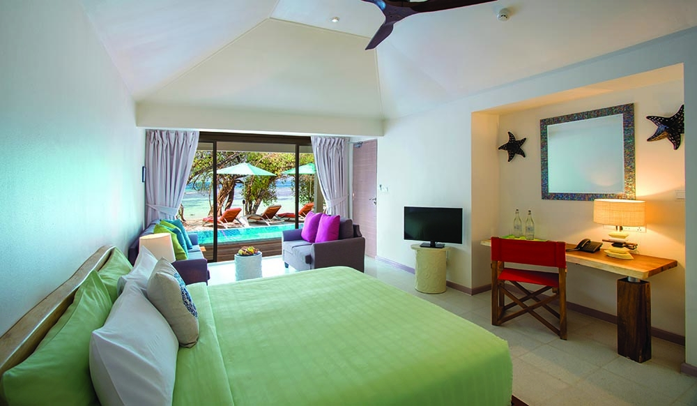 Beach Suite with Private Pool