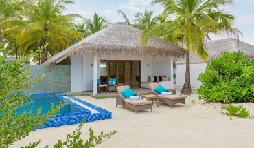 Beach Suite with Pool Outdoor
