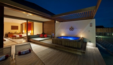 Haven Villa with Jaccuzi