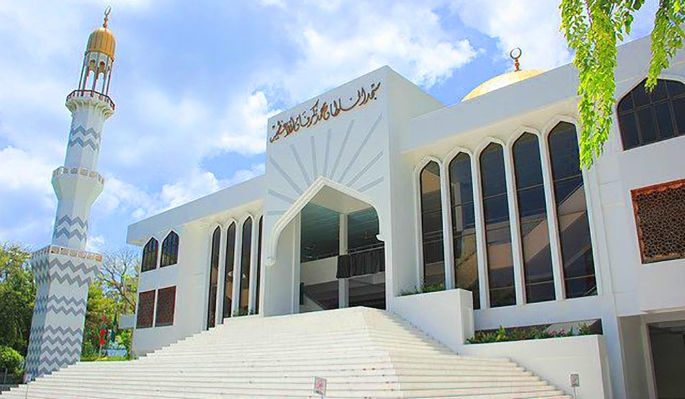 New Grand Friday Mosque